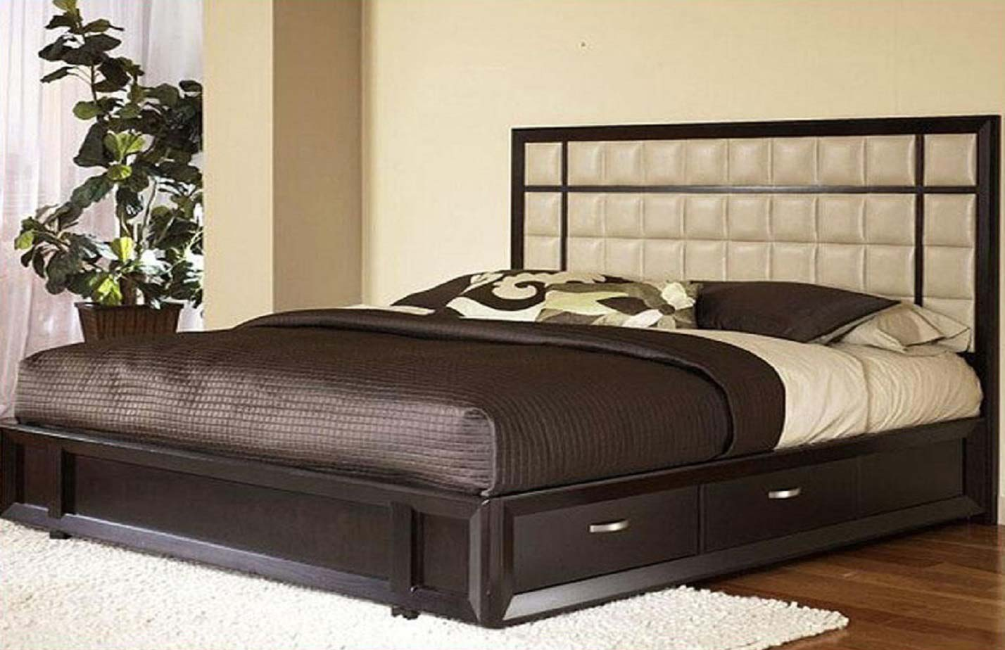 Wooden box bed design - Unmatched Quality Varied Colors