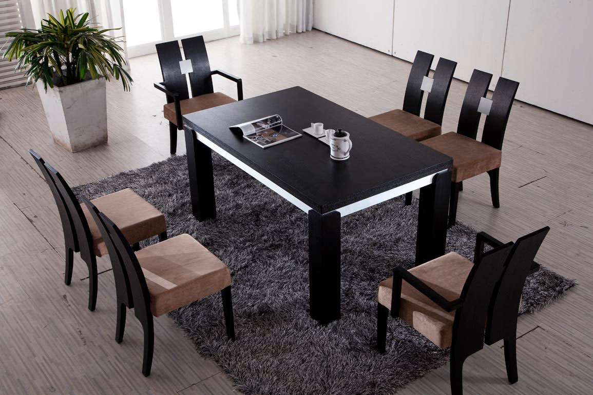 Kitchen decor world dining table modular kitchen for Decoration de table