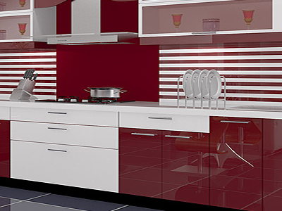 Kitchen Decor World Modular Wardrobes In Noida