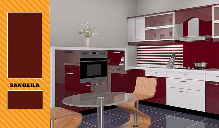 Kitchen Decor World Modular Kitchen Baskets Wardrobes Shutters