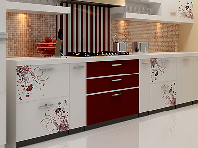 Kitchen Decor World, Modular Kitchen, Wardrobes In Noida ...