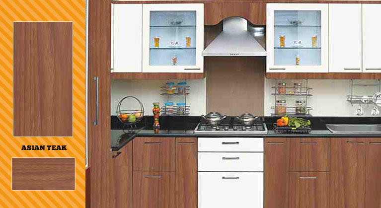 laminates designs for kitchen. Unmatched Quality  Varied Colors Kitchen Decor World Modular Baskets Wardrobes Shutters