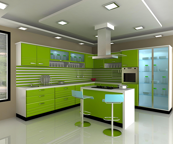 Kitchen Decor World, Modular Kitchen, Baskets, Wardrobes, Shutters,  Carcasses